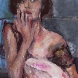 Sophia, 60-x-40-cm, Öl auf Leinwand 2012