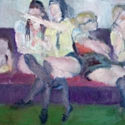 Girlies, 40 x 60 cm, 2012