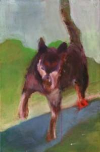 Oskar, 60 x 50 cm, 2010