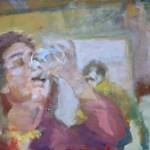 Durst, 50 x70 cm, 2014