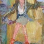 Königin, 70 x 50 cm, 2013